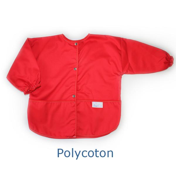 Tabliers de bricolage en polycoton