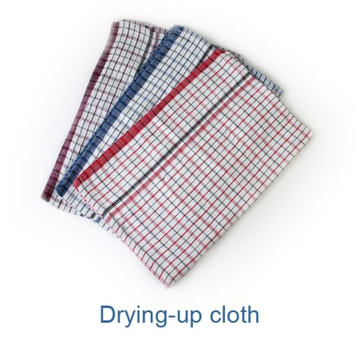 Drying-up cloth