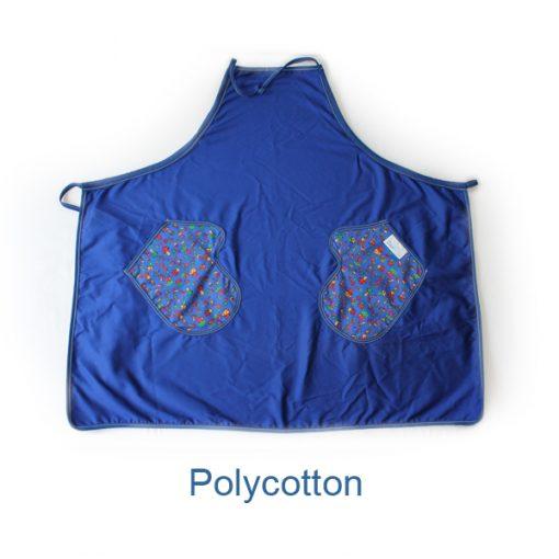 Polycotton aprons