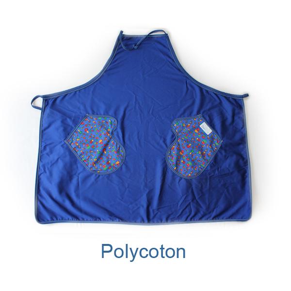 Tabliers de cuisine en polycoton
