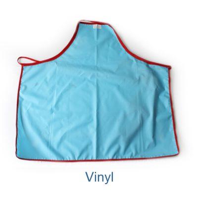 Vinyl aprons