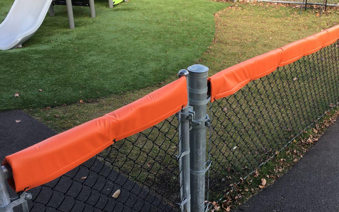 Protections de clôture