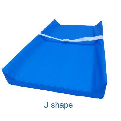 Baby changer mats U shape