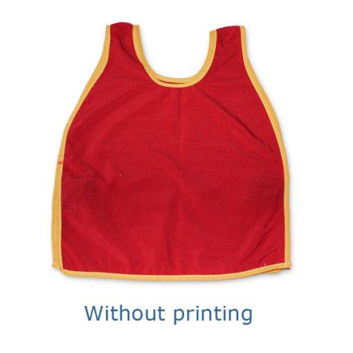 Identification vests