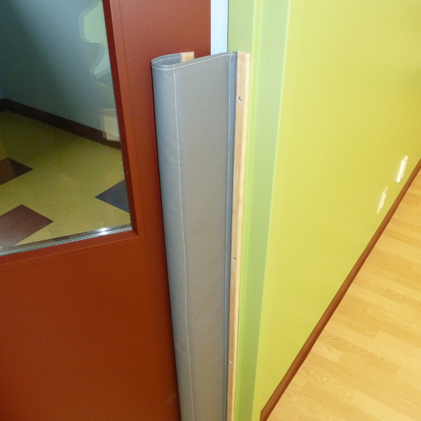 Protège doigts pour portes (moulures comprises)