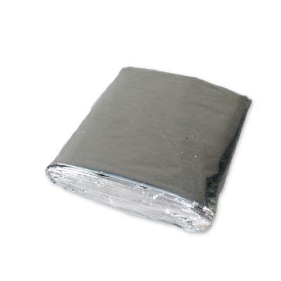 Couverture en aluminium