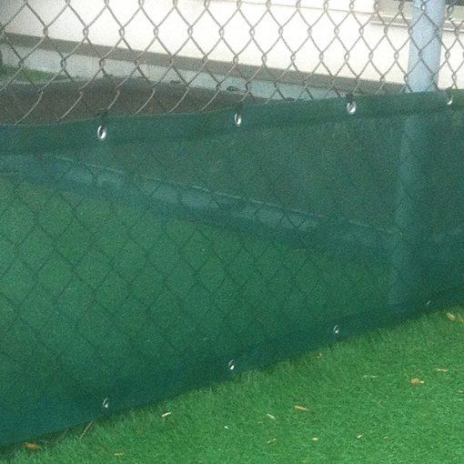 Protections de filet de clôture