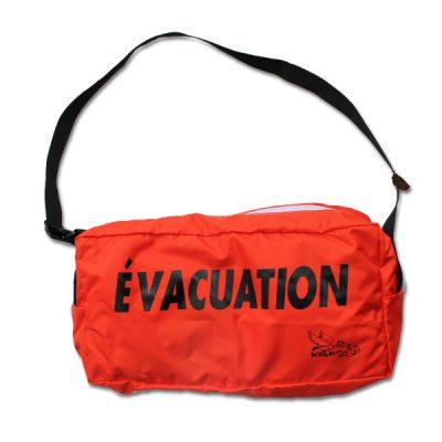 Sacs d'évacuation (sans couverture)