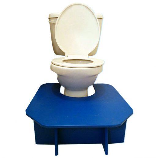 Toilet landings