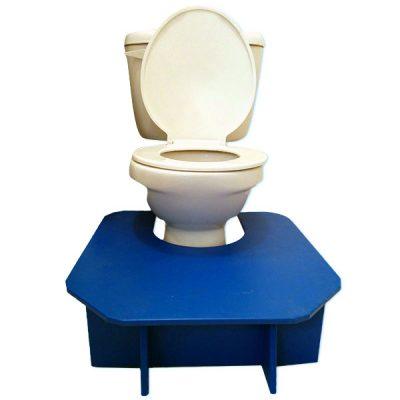 Paliers de toilettes
