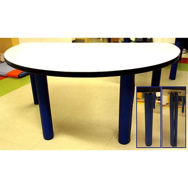 Protection pour pattes de table